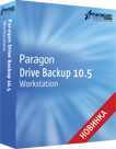 Drive Backup 10.5 Workstation
